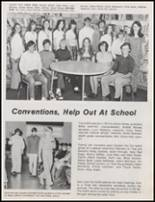 1974 Skiatook High School Yearbook Page 110 & 111