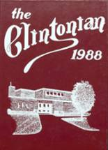 1988 Yearbook Clinton Central High School