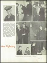 1943 Kankakee High School Yearbook Page 10 & 11