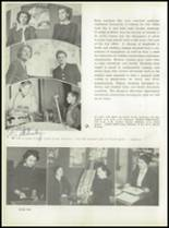 1943 Kankakee High School Yearbook Page 16 & 17