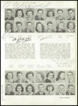 1943 Kankakee High School Yearbook Page 22 & 23