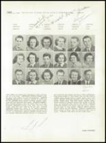 1943 Kankakee High School Yearbook Page 24 & 25