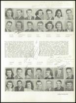 1943 Kankakee High School Yearbook Page 26 & 27
