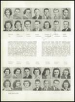 1943 Kankakee High School Yearbook Page 28 & 29