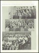 1943 Kankakee High School Yearbook Page 64 & 65