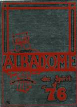 1976 Yearbook Highland Park High School