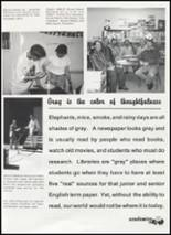 1997 Western Yell County High School Yearbook Page 18 & 19