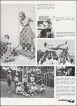1997 Western Yell County High School Yearbook Page 20 & 21
