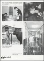 1997 Western Yell County High School Yearbook Page 34 & 35