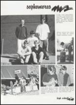 1997 Western Yell County High School Yearbook Page 38 & 39