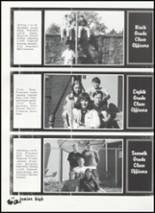 1997 Western Yell County High School Yearbook Page 44 & 45