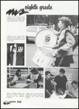 1997 Western Yell County High School Yearbook Page 48 & 49