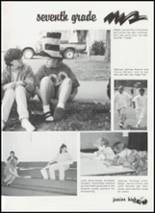 1997 Western Yell County High School Yearbook Page 50 & 51