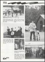 1997 Western Yell County High School Yearbook Page 56 & 57
