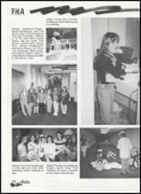 1997 Western Yell County High School Yearbook Page 60 & 61