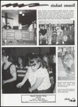 1997 Western Yell County High School Yearbook Page 66 & 67