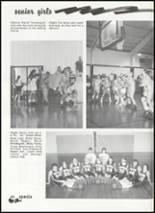1997 Western Yell County High School Yearbook Page 70 & 71