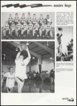 1997 Western Yell County High School Yearbook Page 72 & 73