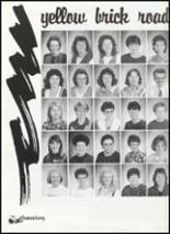 1997 Western Yell County High School Yearbook Page 80 & 81