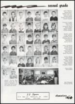 1997 Western Yell County High School Yearbook Page 86 & 87