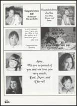 1997 Western Yell County High School Yearbook Page 114 & 115