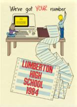 1984 Yearbook Lumberton High School