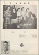 1947 Honey Grove High School Yearbook Page 16 & 17