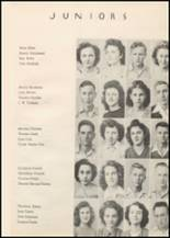 1947 Honey Grove High School Yearbook Page 24 & 25