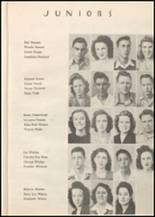 1947 Honey Grove High School Yearbook Page 26 & 27
