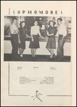 1947 Honey Grove High School Yearbook Page 28 & 29