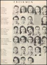 1947 Honey Grove High School Yearbook Page 32 & 33