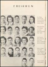 1947 Honey Grove High School Yearbook Page 34 & 35