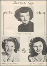 1947 Honey Grove High School Yearbook Page 36 & 37
