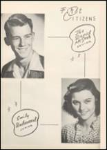 1947 Honey Grove High School Yearbook Page 44 & 45