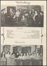 1947 Honey Grove High School Yearbook Page 52 & 53