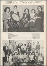 1947 Honey Grove High School Yearbook Page 54 & 55
