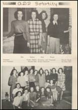 1947 Honey Grove High School Yearbook Page 56 & 57