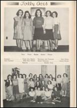 1947 Honey Grove High School Yearbook Page 58 & 59