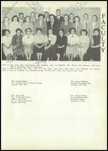 1953 Savona High School Yearbook Page 12 & 13