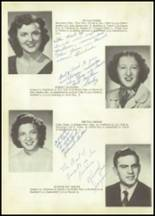 1953 Savona High School Yearbook Page 18 & 19