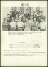 1953 Savona High School Yearbook Page 20 & 21