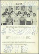 1953 Savona High School Yearbook Page 22 & 23