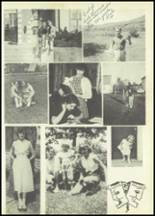 1953 Savona High School Yearbook Page 26 & 27