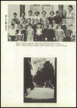 1953 Savona High School Yearbook Page 36 & 37