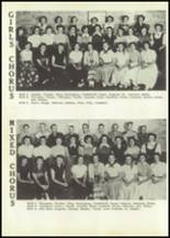 1953 Savona High School Yearbook Page 40 & 41