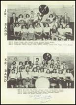 1953 Savona High School Yearbook Page 42 & 43