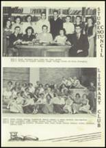 1953 Savona High School Yearbook Page 44 & 45