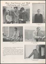1974 Lamar High School Yearbook Page 16 & 17
