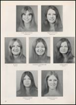 1974 Lamar High School Yearbook Page 24 & 25