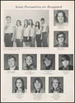 1974 Lamar High School Yearbook Page 30 & 31